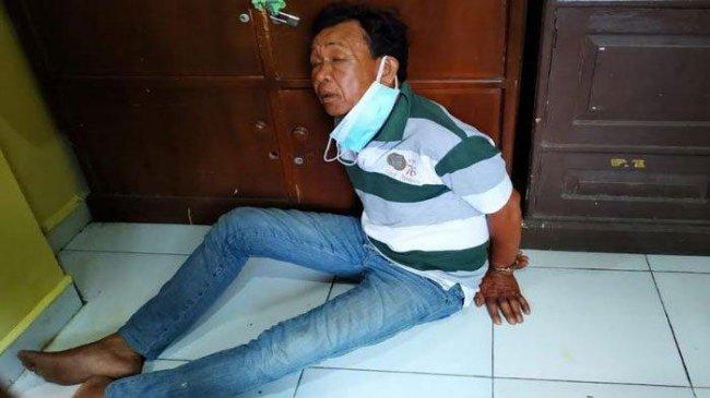 Gegara Harta, Pria di Pagaralam Tega Bunuh Istrinya yang Baru Dinikahi 28 Hari