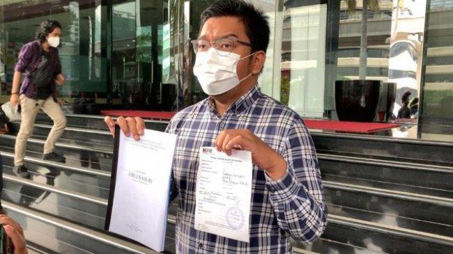 ICW Sebut Dewan Pengawas KPK Sudah Bertransformasi Jadi Kuasa Hukum Firli Bahuri