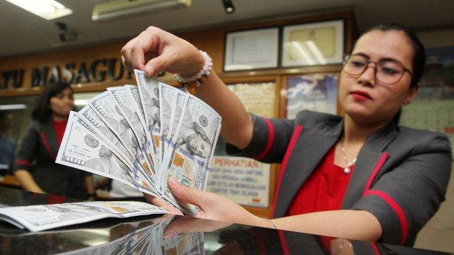 Kurs Rupiah Melemah Terhadap Dolar AS, Bersama Banyak Mata Uang Asia Lainnya