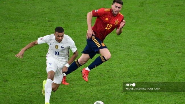 Spanyol Gagal Juara UEFA Nations League, Laporte: Kami Cuma Kalah Untung dari Prancis