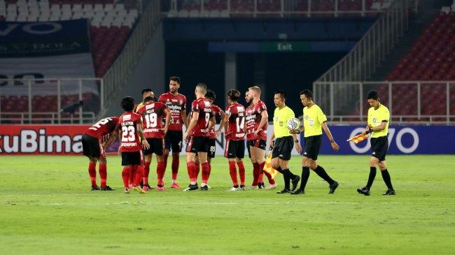 BRI Liga 1 2021 - Jelang Lawan Barito Putera, Eber Bessa Lengkapi Kepingan Puzzle Bali United