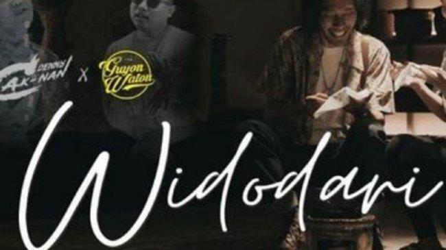 Chord Gitar dan Lirik Widodari - Denny Caknan ft Guyon Waton: Sayang, Gondelono Atiku