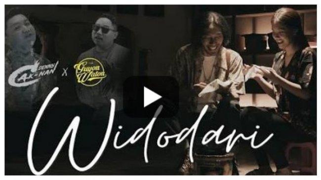 Chord Gitar Widodari - Denny Caknan feat Guyon Waton: Ku Pernah Terjatuh, Ku Pernah di Tinggalkan