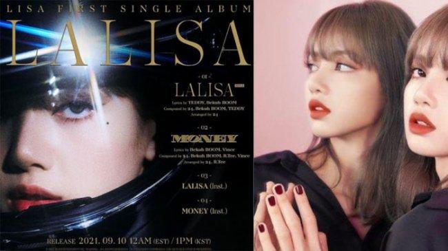 Debut Lisa BLACKPINK Akan Bernuansa Hip Hop, Berikut Daftar Lagunya