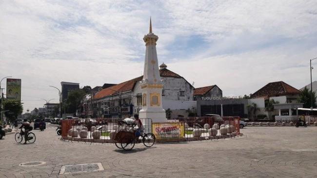 Meski PPKM Level 4, Mal di Yogyakarta Diizinkan Beroperasi