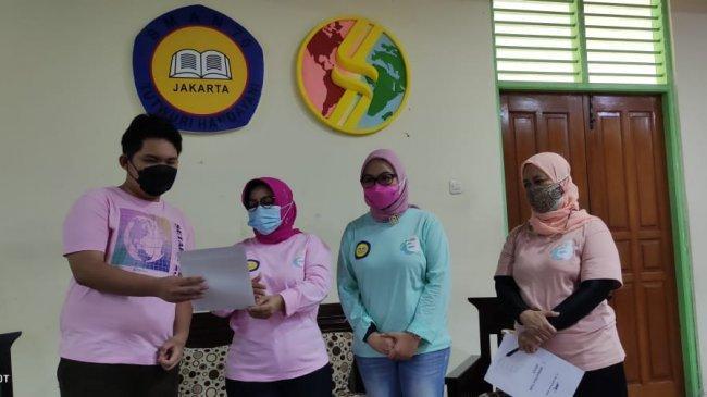 HUT 40 SMAN 70 Jakarta Dimeriahkan Lomba SETARA Secara Virtual
