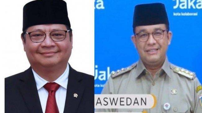 AMPI: Duet Airlangga Hartarto-Anies Baswedan di Pilpres 2024