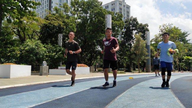 Olahraga Rutin Tingkatkan Imun Tubuh, Simak Tips Dokter Kontingen RI di Olimpiade Tokyo 2020