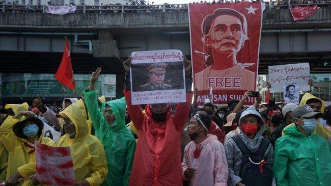 China akan Danai Proyek Junta Militer Myanmar, Beda Sikap dari Negara Barat