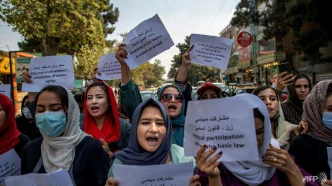 Larangan Taliban Terhadap Perempuan Afghanistan yang Bekerja Picu Kemarahan