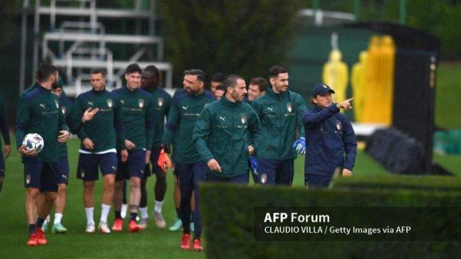 Ini Daftar 37 Laga Italia Tak Terkalahkan, Spanyol Menghentikan Azzurri Untuk Terus Perpanjang Rekor