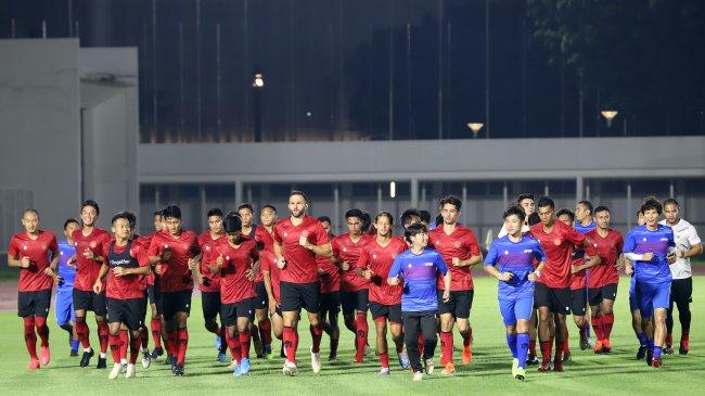 Ada Pemain dari Klub Eropa, Ini Pemain-Pemain Muda di Timnas Senior Indonesia