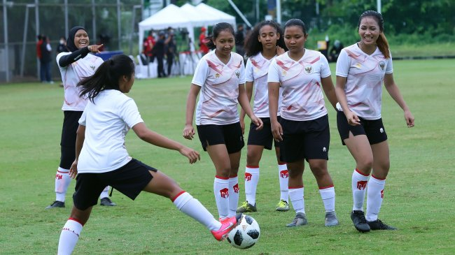 Timnas Wanita Indonesia Masuk Grup C Kualifikasi Piala Asia 2022, Bertemu Satu Lawan Tangguh