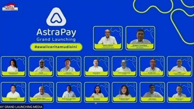 Grup Astra Luncurkan Dompet Digital AstraPay, Transaksi Mudah dan Aman di Tengah Pandemi