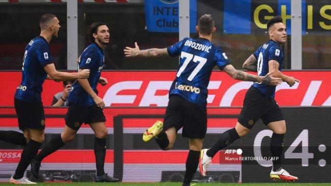 Hasil Liga Italia Hari Ini - Imbang Lawan Atalanta, Inter Milan Buang Peluang Kudeta AC Milan