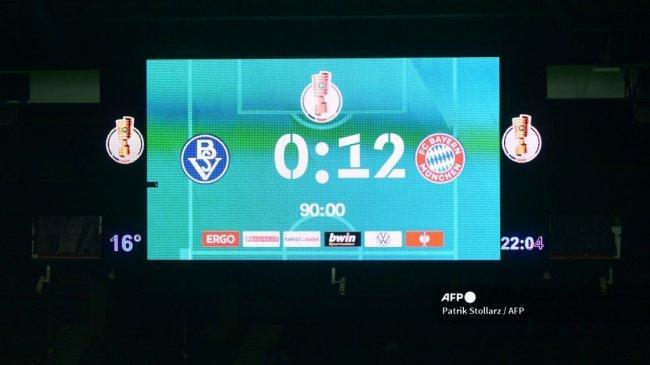 Hasil Bola Tadi Malam - Bayern Munchen & Arsenal Kuliti Lawan, Sensasi Sheriff di Liga Champions