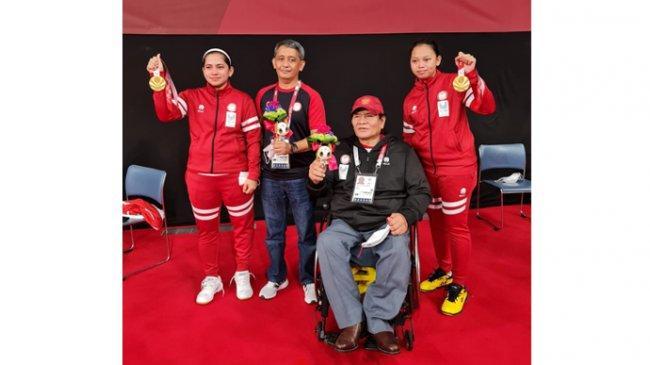 Paralimpiade Tokyo 2020, Sejarah Bagi Indonesia, Ratri/Khalimatus Sumbang Medali Emas Pertama