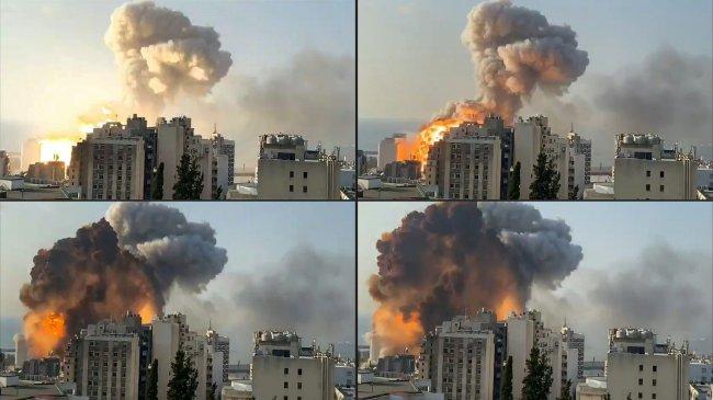 Laporan Badan Intelijen Lebanon setebal 350 Halaman, Ungkap Penangung Jawab Ledakan Beirut