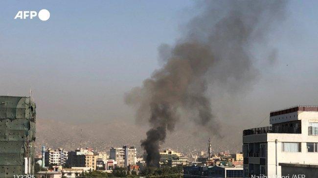Update Konflik di Afghanistan: ISIS-K Akui Luncurkan Roket ke Bandara Kabul, 1.200 Orang Dievakuasi