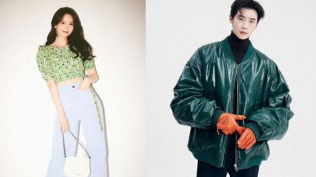 Lee Jong Suk dan Yoona SNSD Dikonfirmasi Akan Bintangi Drama