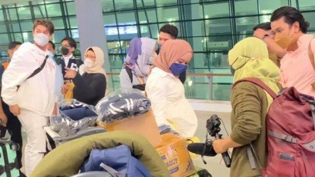 Lesti Kejora dan Rizky Billar Honeymoon ke Turki, Ajak Keluarga Besar, Rombongannya 20 Orang