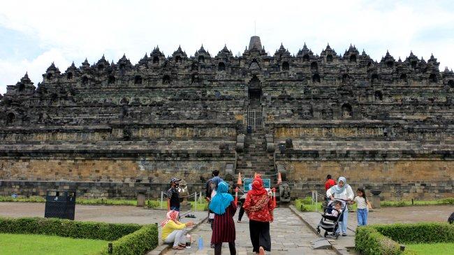 Studi Kelayakan Jalur Kereta Menuju Candi Borobudur Rampung Tahun Ini