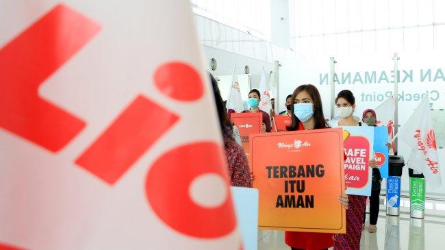 Syarat Penerbangan Lion Air: Hanya Boleh bagi Penumpang Berusia di Atas 12 Tahun