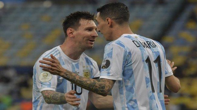 Live Streaming Mola TV Argentina vs Venezuela: Lionel Messi Pimpin Skuat Albiceleste