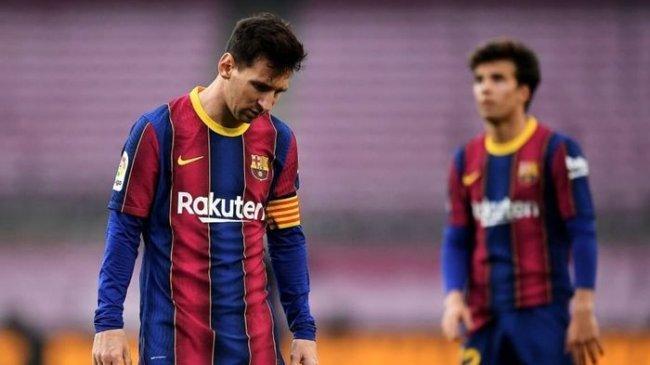 Terungkap Penyebab Kontrak Lionel Messi Sampai Kedaluwarsa di Barcelona