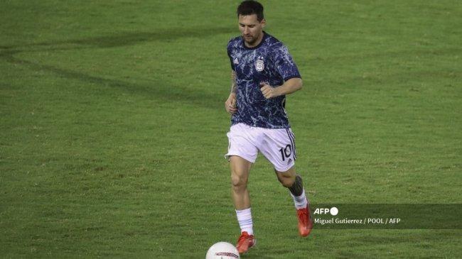 Prediksi Brasil vs Argentina: Update Kondisi Lionel Messi setelah Kena Tekel Horor