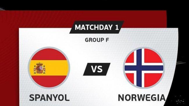 Spanyol Menang 2-1 atas Norwegia, Luis Enrique Inginkan Enam Gol