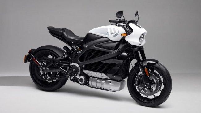 Penampakan LiveWire One, Sepeda Motor Listrik Pertama dari Harley-Davidson