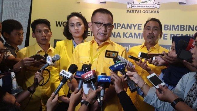 Sehari Jadi Wakil Ketua DPR, Lodewijk Bicara Pergantian Panglima TNI dan Jadwal Pemilu 2024