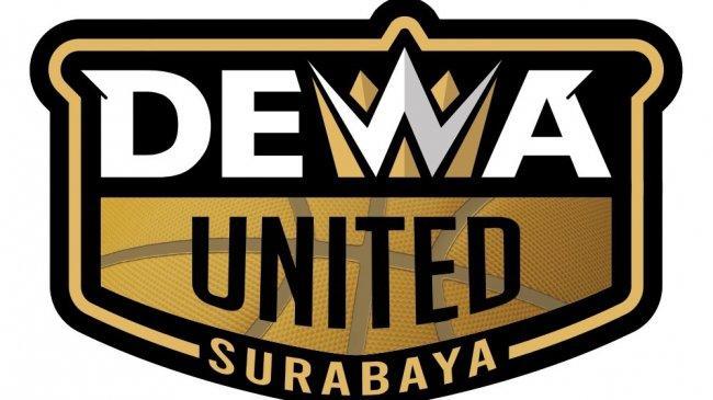 Klub Basket Dewa United Surabaya Kenalkan Logo Baru
