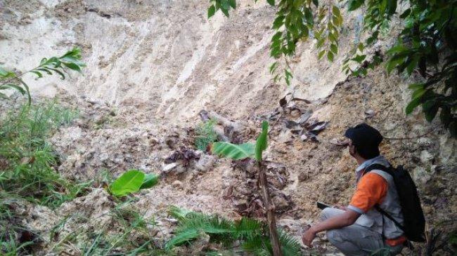 Tanah Longsor di Tarakan, Seorang Warga Meninggal Dunia