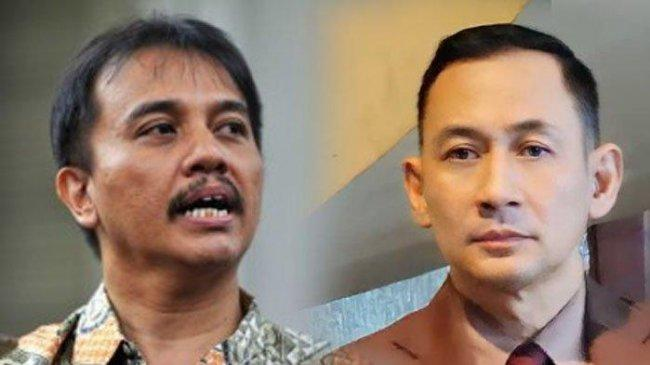 Berdamai dengan Lucky Alamsyah, Roy Suryo Lanjutkan Proses Hukum pada YouTuber Eko & Mazdjo