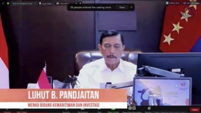 Evaluasi PPKM Jawa-Bali 11 Oktober 2021, Luhut: Kasus Konfirmasi Harian Nasional Turun 98,4 Persen