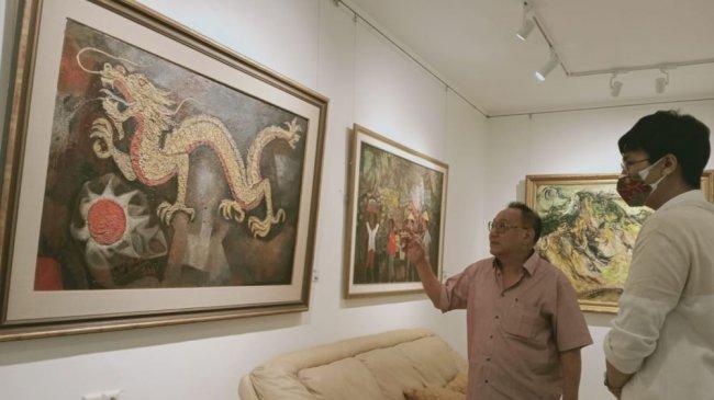 Balai Lelang 33 Auction Akan Lelang Karya Maestro Tanah Air, Affandi hingga H Widayat