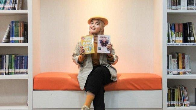Dua Tahun Hiatus, Luluk HF Segera Comeback Novel Barunya
