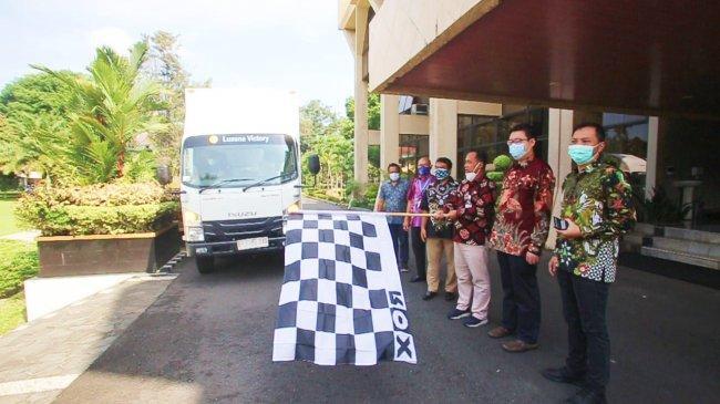 Diperkuat 90 Armada Baru, Luxena Victory Ramaikan Bisnis Logistik Tanah Air