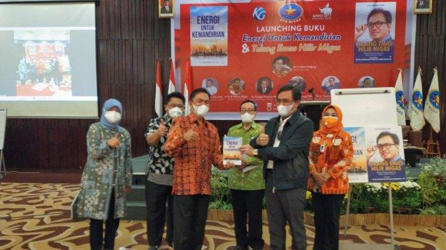 Para Tokoh Nasional Hadiri Peluncuran Buku Kepala BPH Migas M Fanshurullah Asa
