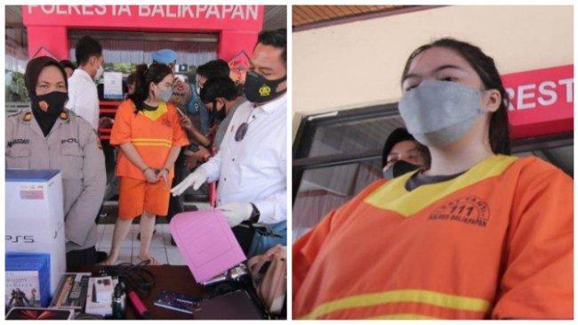 POPULER REGIONAL Mahasiswi Balikpapan Tipu 220 Orang   Petinggi Perusahaan BUMN Lecehkan Siswi SMP
