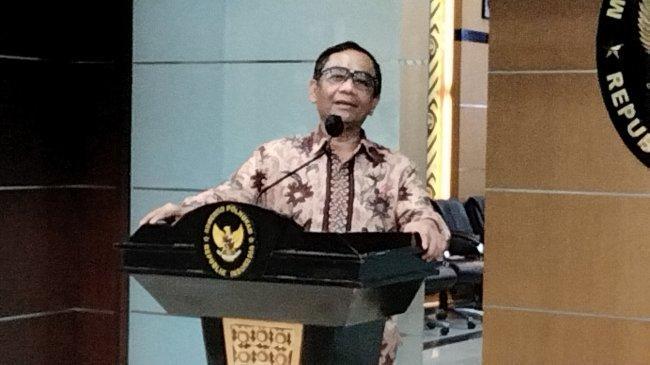 Mahfud MD Klarifikasi Ucapan Muhadjir Effendy: Maksudnya, Militer Ikut Atasi Darurat Kesehatan