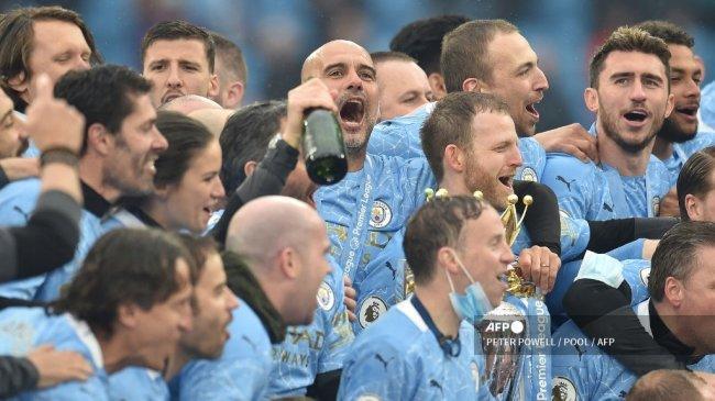 Investasi Luar Biasa Manchester City Jadikan Klub Termahal di Eropa