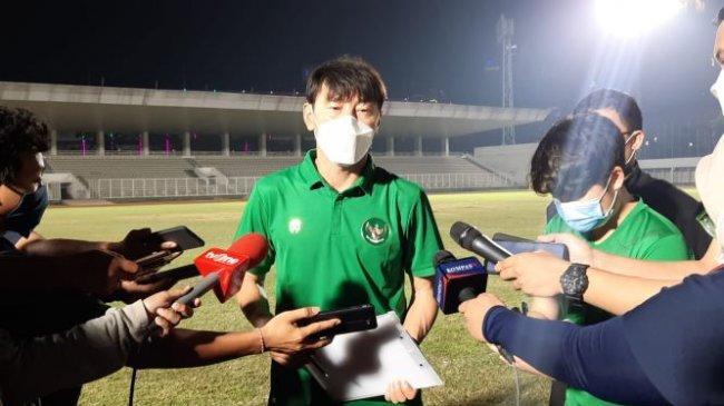 Mengaku Sehat, Shin Tae-yong Jelaskan Soal Pembatalan TC Timnas U-19 Indonesia