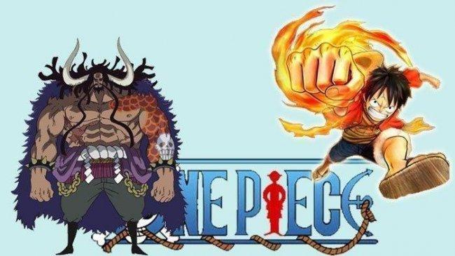 Spoiler One Piece 1027: Onigashima Bisa Jatuh Jika Kaido Dikalahkan, King Punya Tato yang Rumit