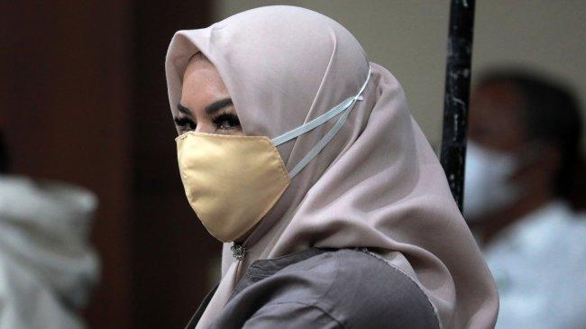 Rita Widyasari Diminta Tak Sebut Nama Azis Syamsuddin Saat Diperiksa KPK