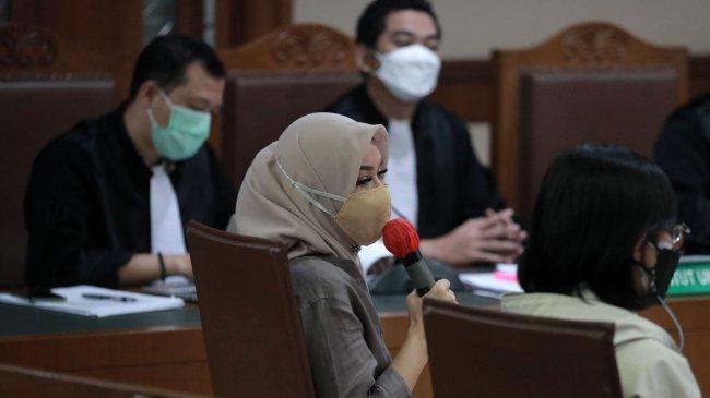 Rita Widyasari Beri Robin Rp 60,5 Juta: Khusus Pak Robin, Saya tak Bayar Fee Tapi Nilai Kemanusiaan