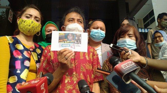 Lanjutkan Laporan 2 Youtuber yang Menyindirnya, Roy Suryo Tak Terima Maaf: Jalani Proses Pidana Saja