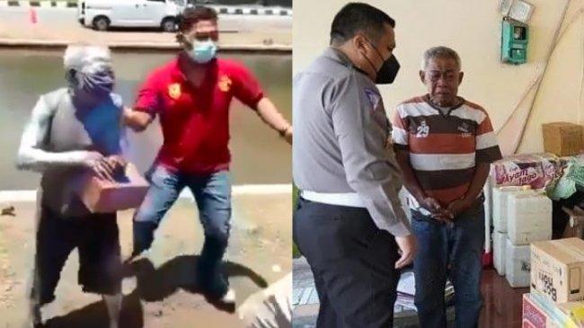 Banjir Simpati di Media Sosial, Agus Pensiunan Polisi si Manusia Silver Ternyata Tak Disukai Warga